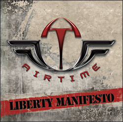 Airtime ~ Liberty Manifesto (album art)