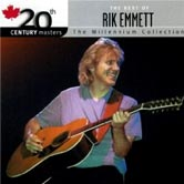The Best Of Rik Emmett (album art)