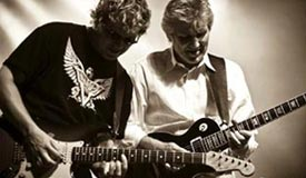 Rik Emmett and Dave Dunlop back in Montreal