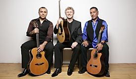 Pavlo, Rik Emmett & Oscar Lopez - Live at Koerner Hall, Saturday November 20th