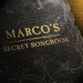 Rik Emmett - Marco's Secret Songbook (album art)