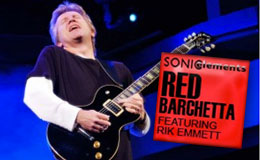 Rik Plays Rush Song 'Red Barchetta' with Neil Peart Drums!