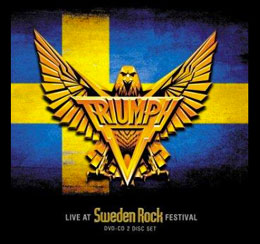 Triumph 'Live at Sweden Rock Festival'