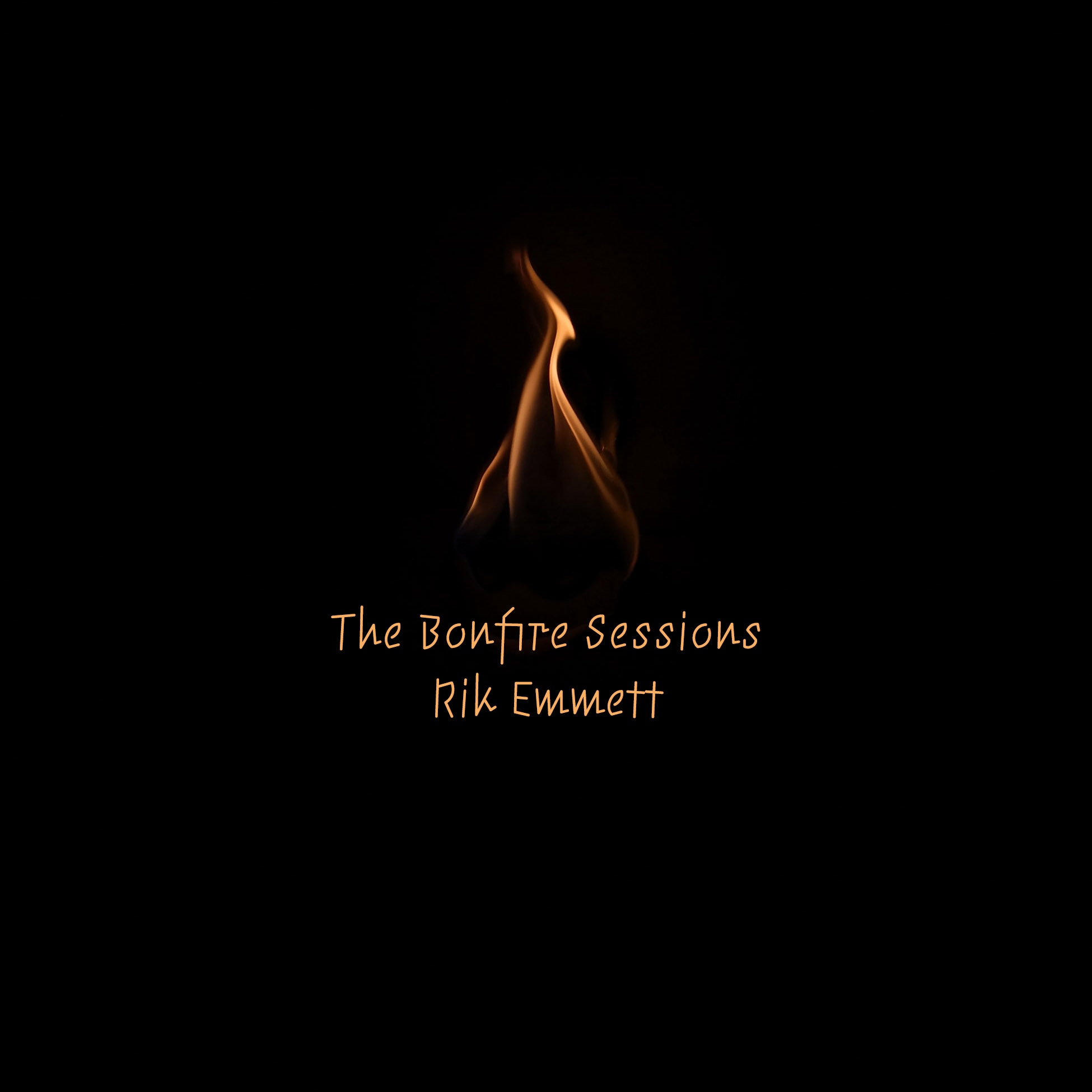 Rik Emmett - The Bonfire Sessions